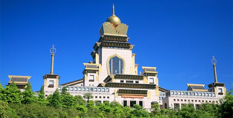 Chung Tai Chan Monastery in Taiwan