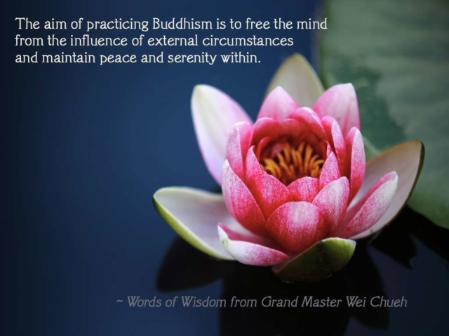 Words of Wisdom from Grand Master Wei Chueh 21