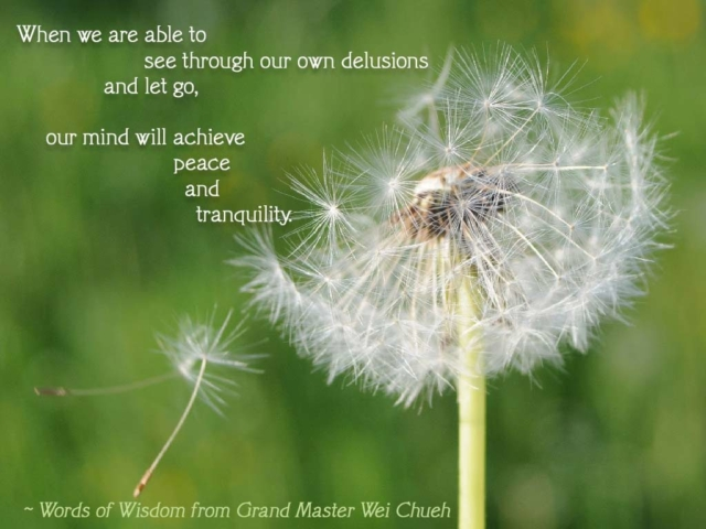 Words of Wisdom from Grand Master Wei Chueh 27