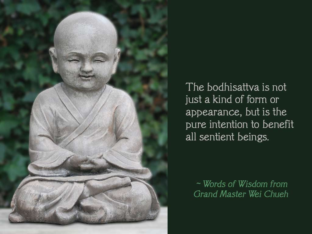 Words of Wisdom from Grand Master Wei Chueh 33