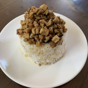 Vegi Mince Dish