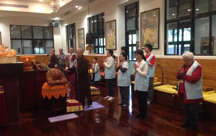 2019 中台開山祖忌朝聖 Memorial Tribute to Grand Master Pilgrimage