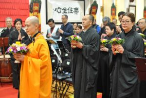 2019 Completion of Sangha Summer Retreat Ceremony