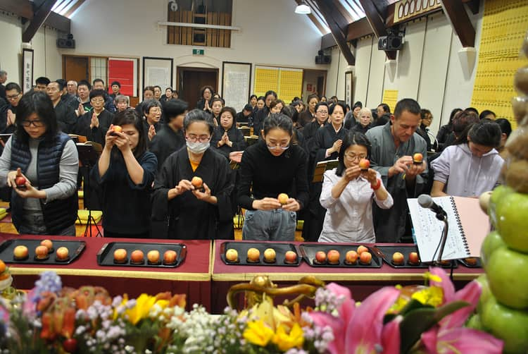 2019年度梁皇寶懺 Liang Huang Jeweled Repentance Ceremony