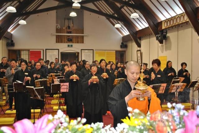 2019年度梁皇寶懺 Liang Huang Jeweled Repentance Ceremony
