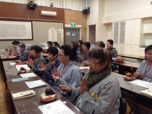 梵唄班 Chanting Class